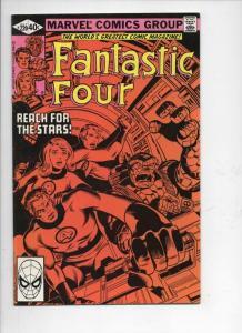 FANTASTIC FOUR #220, VF+, Sinnott, Byrne, 1961 1980, Marvel, more FF in store