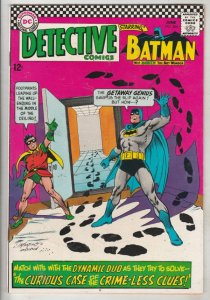Detective Comics #364 (Jun-67) NM- High-Grade Batman