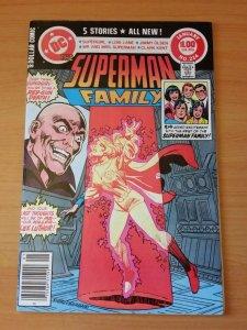 The Superman Family #214 ~ VERY FINE - NEAR MINT NM ~ 1982 DC COMICS