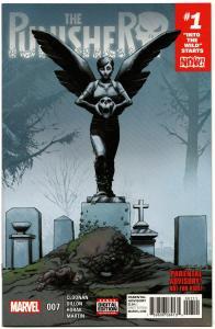 Punisher #7 (Marvel, 2017) NM