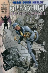 GREYSHIRT INDIGO SUNSET (2001 AMERICAS BEST)   1-6