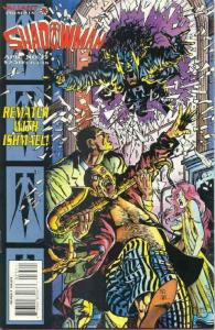 Shadowman #35 VF; Valiant | save on shipping - details inside