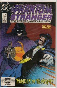 THE PHANTOM STRANGER #3, NM, Mike Mignola, DC, 1987 more DC in store
