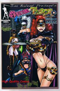 TAROT WITCH of the Black Rose #42, Jim Balent, NM, Hex, more in our store