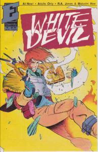 White Devil #6 FN; Eternity | save on shipping - details inside