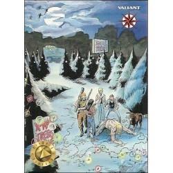 1993 Valiant Era HARBINGER #4 - Card #48