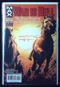 War Is Hell: The First Flight of the Phantom Eagle #4 (2008)