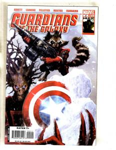 Lot Of 4 Guardians Of The Galaxy Marvel Comic Books # 2 3 7 14 Groot Rocket MF14