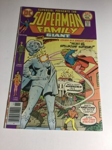 Superman Family 180 Vf Very Fine 8.0 DC Comics