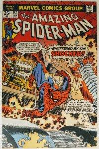 Amazing Spider-Man #152 (Bronze age nice grade!) Shocker appearence. MVS intact!