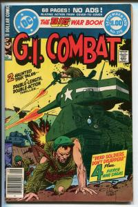 G.I. COMBAT #215 1979-DC-THE HAUNTED TANK-JOE KUBERT-GLANZMAN-nm-