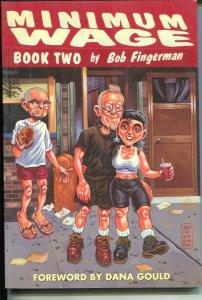 Minimum Wage-Vol 2-Bob Fingerman-1999-PB-VG/FN