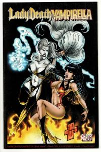 Lady Death Vampirella Dark Hearts #1 (Chaos!, 1999) VF
