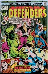The Defenders #34 (1976)