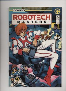 Robotech Masters #8 (1986)