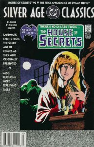 DC Silver Age Classics House of Secrets #92 VF/NM; DC | save on shipping - detai