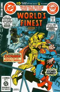 World's Finest Comics #274 FN; DC | save on shipping - details inside