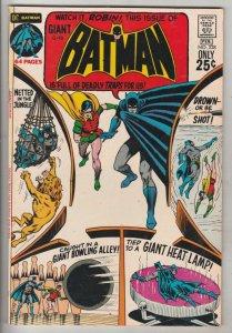 Batman #228 (Feb-71) NM/NM- High-Grade Batman, Robin the Boy Wonder