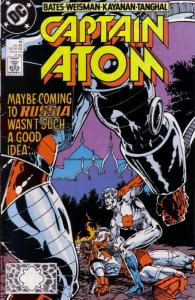 Captain Atom (DC) #31 VF/NM; DC | save on shipping - details inside