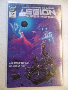 LEGION OF SUPER-HEROES # 50