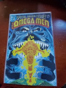 The Omega Men #7 (1983)