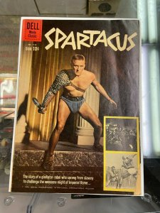 Four Color 1139 Spartacus VG-