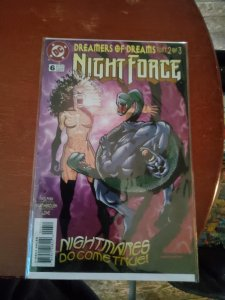 Night Force #6 (1997)