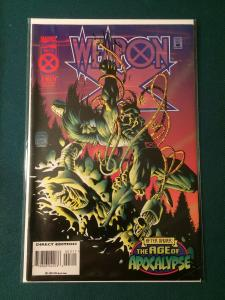 Weapon X #3 The Age of APOCALYPSE