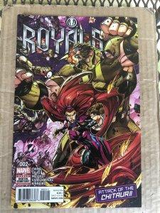Royals #2 (2017)