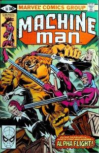 Machine Man #18 (1980)