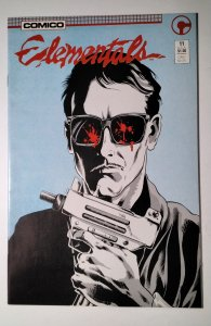Elementals #11 (1986) Comico Comic Book J756