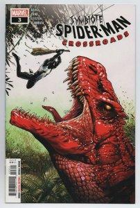 Symbiote Spider-Man Crossroads #3 Main Cvr (Marvel, 2021) NM