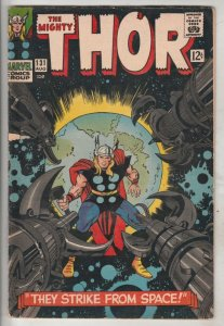 Thor, the Mighty #131 (Aug-68) VG/FN+ Mid-High-Grade Thor, Hercules