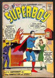 Superboy #105 (1963)