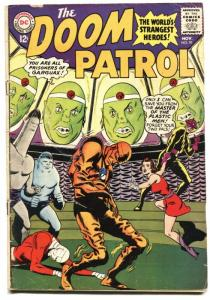 Doom Patrol #91 1st appearance of MENTO 1964 DC VG