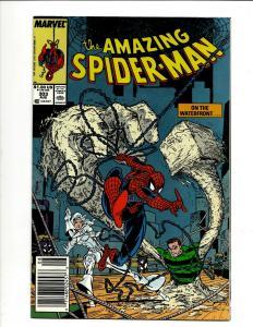 Amazing Spider-Man # 303 NM Marvel Comic Book Venom Todd McFarlane DS4