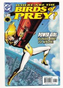 Birds of Prey (1999) #17 NM