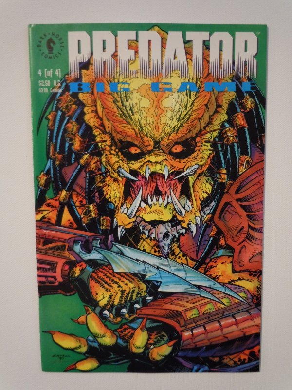 Predator: Big Game #4 (1991)