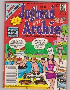 Jughead with Archie Comics Digest #82