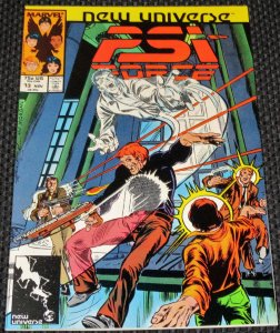 Psi-Force #13 (1987)