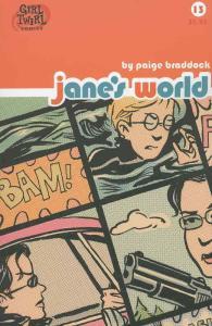 Jane's World #13 VF/NM; Girl Twirl   save on shipping - details inside