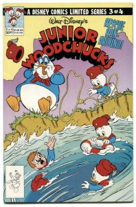 Walt Disney's Junior Woodchucks Limited Series #3 1991- VF