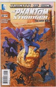 Phantom Stranger #22