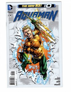 Aquaman #0 (/NM) ID#MBX1