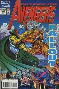 Marvel THE AVENGERS (1963 Series) #378 NM