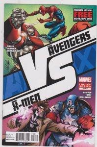 Avengers vs the X-Men #2