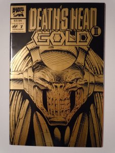 Death's Head II: Gold #1 (1994)