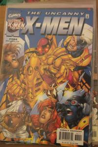 The Uncanny X-Men 384  NM/MT