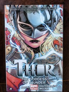 Thor: The Goddess of Thunder #1 (2015) NM! Excellent Book! Jane Foster!!
