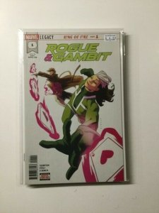 Rogue & Gambit #1 (2018) HPA